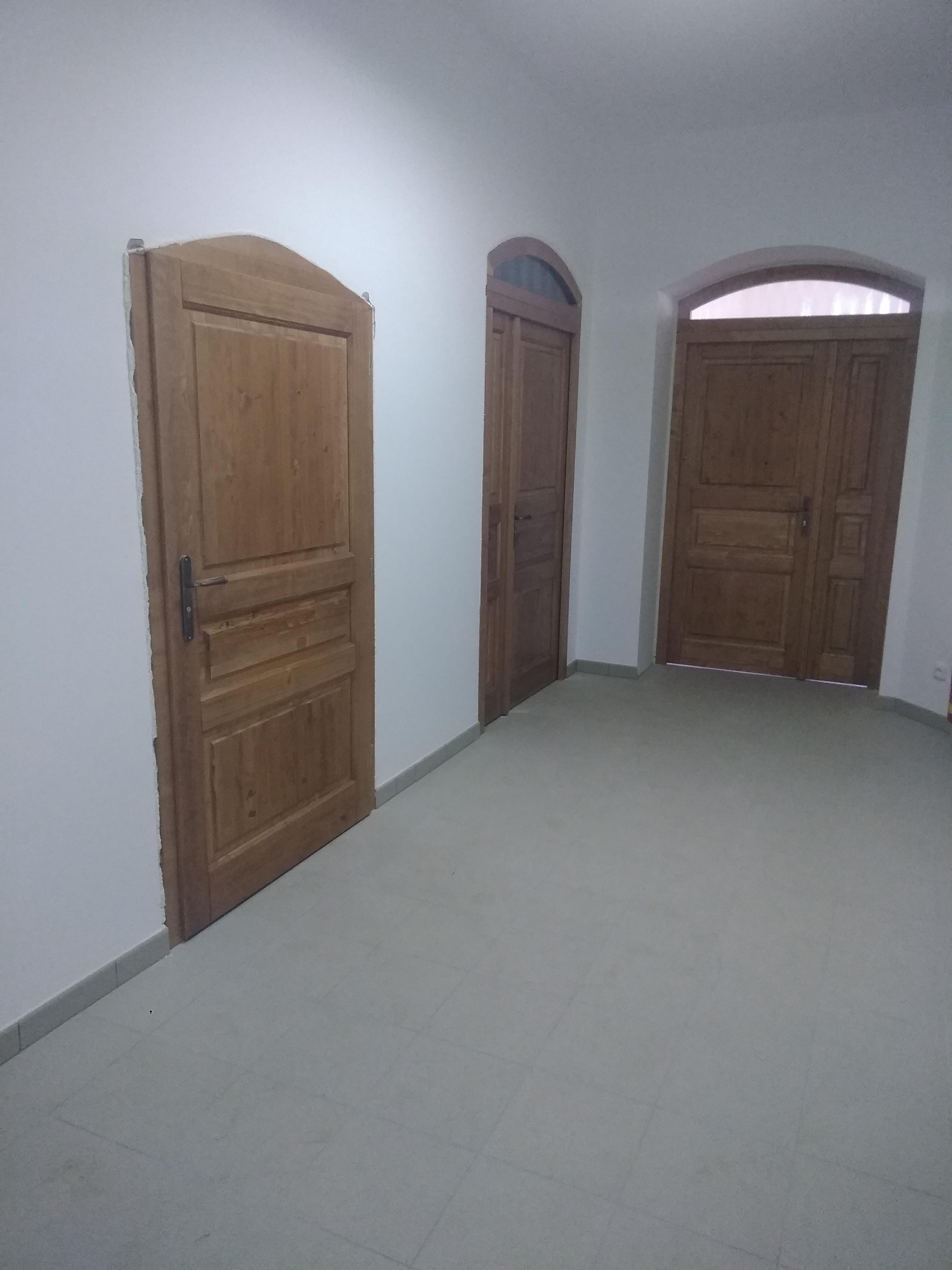 Interiérové dveře - MÚ